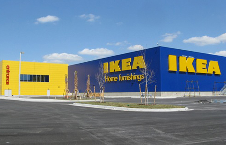5tco insulated metal wall roof panel systems for the for Ikea call center careers